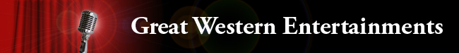 Great Western Entertainments Header